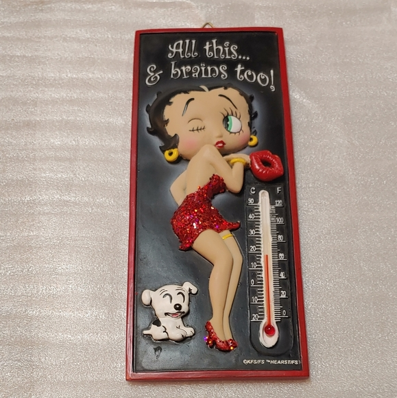 Betty Boop collectible